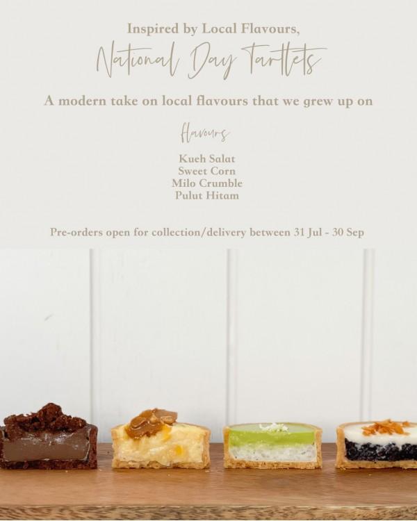 National Day Tarts 2