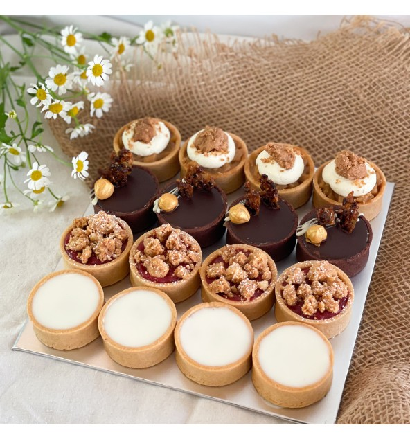 Mother's Day Tart Set (16pcs)